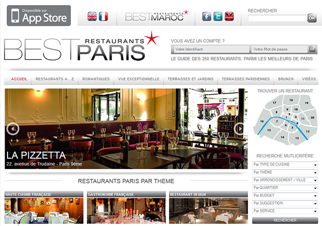 Brasseries Paris